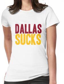 Washington Redskins - Dallas sucks - mix Womens Fitted T-Shirt