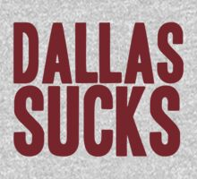 Washington Redskins - Dallas sucks - red by MOHAWK99