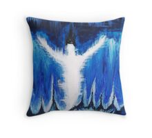 Death is Drama Throw Pillow