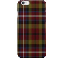 02346 Sacramento County, California E-fficial Fashion Tartan Fabric Print Iphone Case iPhone Case/Skin
