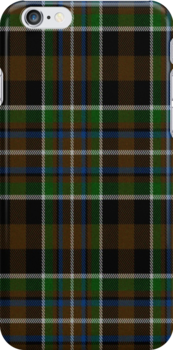 02347 Bronx County, New York E-fficial Fashion Tartan Fabric Print Iphone Case by Detnecs2013