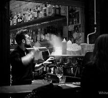 The Barista... by Becca Starr by Shot in the Heart of Melbourne, 2013