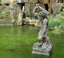 Share Favorite Pond with Hercules in the spring by Natas
