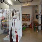 JoJo Gallery, Tel Aviv by Carol Singer