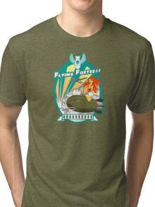 Flying Fortress Tri-blend T-Shirt