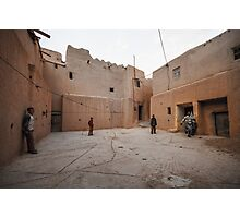 reportage-morocco 7 Photographic Print