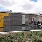 Israel Museum, Jerusalem by Carol Singer