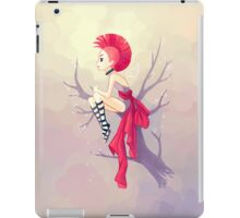 Punk Girl iPad Case/Skin