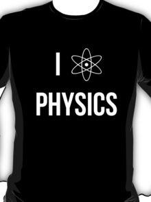 I (heart) physics T-Shirt