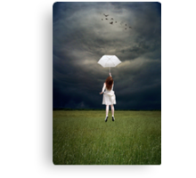 Carry You Home... Canvas Print