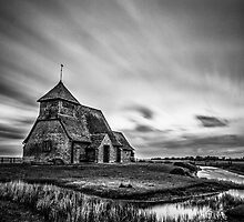 Thomas a Becket Church by Ian Hufton