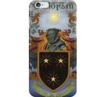 Moran Coat of Arms iPhone Case/Skin