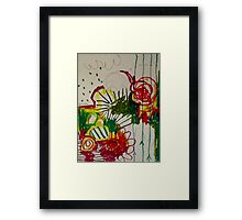 What you see in me I Framed Print