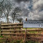 Michaelchurch Escley by gardencottage