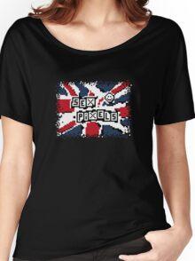 Sex pixel Women's Relaxed Fit T-Shirt
