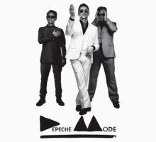 Depeche Mode 2013 by AimLamb