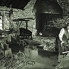 Blacksmith by peter donnan