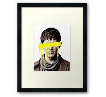 The Blind Sorcerer Framed Print