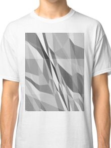 Crumpled Paper Classic T-Shirt