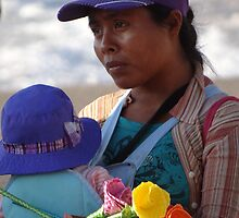 Mother's Day - Dia De Las Madres by Bernhard Matejka
