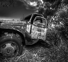 Old Truck by Andrew (ark photograhy art)