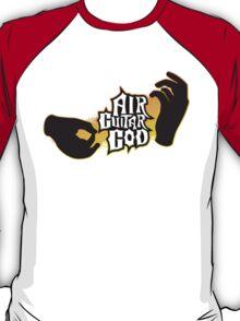 Air Guitar God T-Shirt