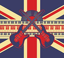British Rock by Orna Artzi