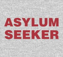 Asylum Seeker One Piece - Long Sleeve