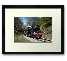 K1 62005 Framed Print