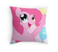 Pinkie Pie - The Party Animal Throw Pillow