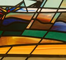 Country House Window: detail 3 by Jeffrey Hamilton