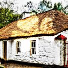 Shamrock Cottage by peter donnan
