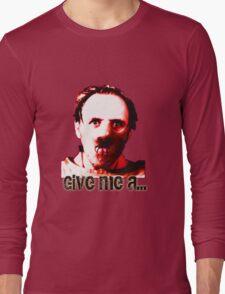 trencherman red Long Sleeve T-Shirt