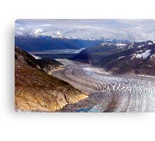 Glaciers/Rivers Of Ice Metal Print