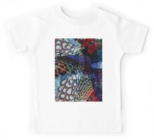 Designs Inspired By Nature: Wild Pheasant Kids Tee