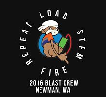 Newman Blasting Crew Unisex T-Shirt