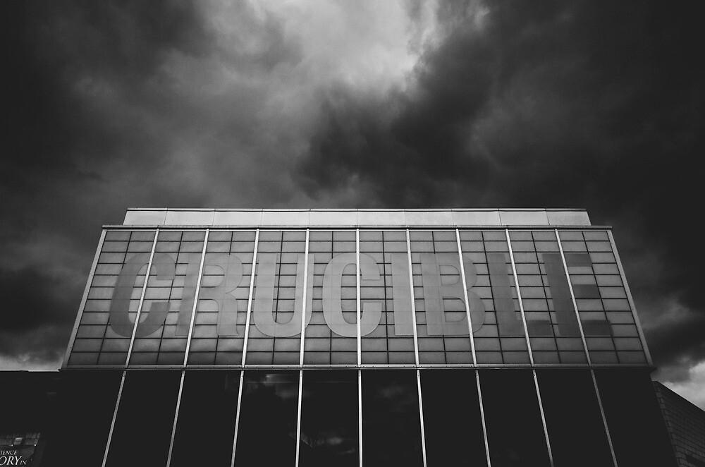 The Sheffield Crucible by Arran Cross