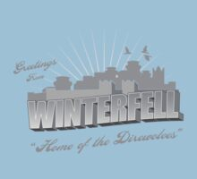 Greetings from Winterfell by liquidsouldes