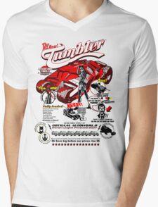 Gotham AutoWorld Mens V-Neck T-Shirt