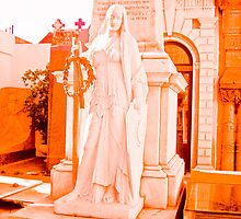 Mother of La Recoleta. by ALEJANDRA TRIANA MUÑOZ