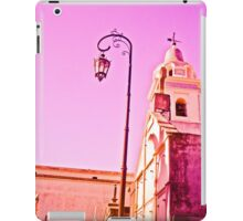 Experiencing pink and fuchsia. iPad Case/Skin