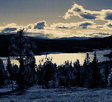 Norwegian Nature in Panorama by taudalpoi