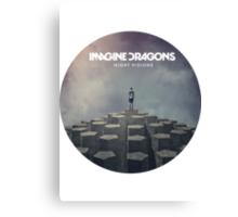 Imagine Dragons Canvas Print