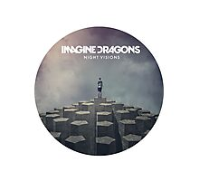 Imagine Dragons Photographic Print
