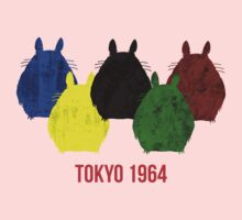 Totoro 1964 Kids Clothes