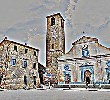 San Donato Church by Valentino Visentini