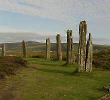 Ring O' Brodgar by lezvee