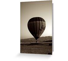 Balloon Greeting Card