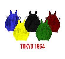 Totoro 1964 Photographic Print