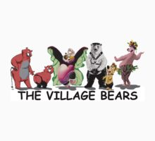 The village bears by rlnielsen4